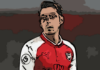 Mesut Ozil Tactical Analysis Arsenal Statistics
