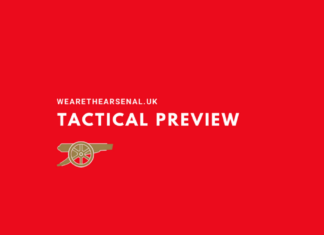Arsenal Everton Tactical Analysis Analysis Statistics