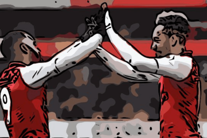 Aubameyang, Lacazette, Tactical Analysis, Statistics