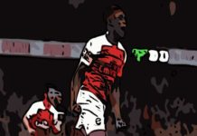 Danny Welbeck Arsenal Crystal Palace Tactical Analysis