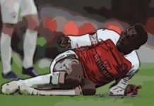 Arsenal Danny Welbeck Tactical Analysis