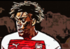 Arsenal Forward Alexi Iwobi Player Ratings