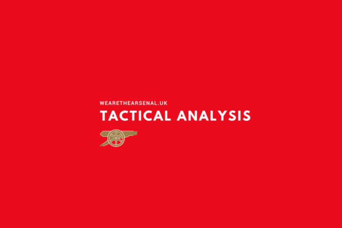 Premier League 2018/19 Tactical Analysis: Burnley vs Arsenal