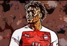 Life after Iwobi: Arsenal's options on the left